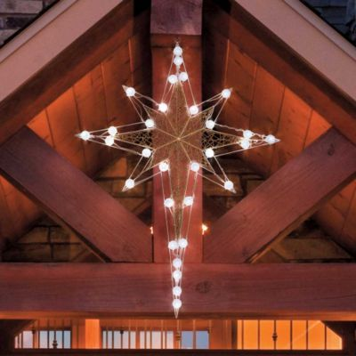 Lighted bethlehem star light show christmas decorating ideas lighted bethlehem star light show mozeypictures Images