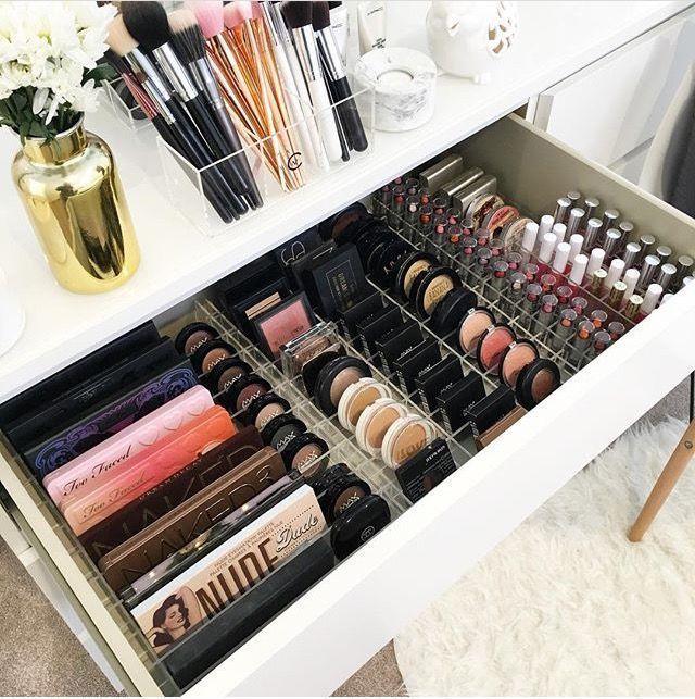 Photo of 28+ DIY Simple Makeup Room Ideas, Organizer, Storage and Decorating-#decorating …