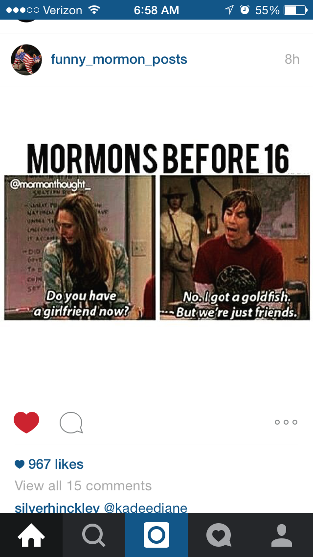 Pin On Lds Humor