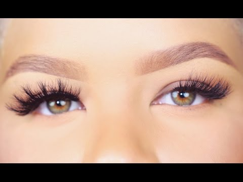 Lets Talk About Lashes! (For Hooded Eyes) Lash App