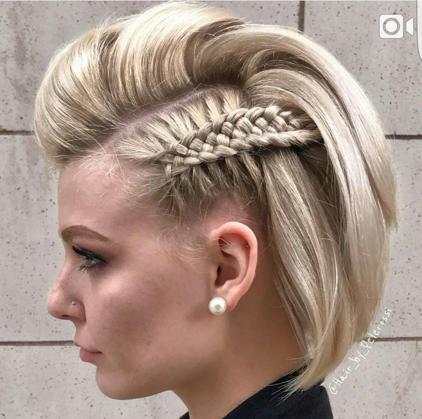 Pin by mina vaughan on hair styling pinterest hair style hair