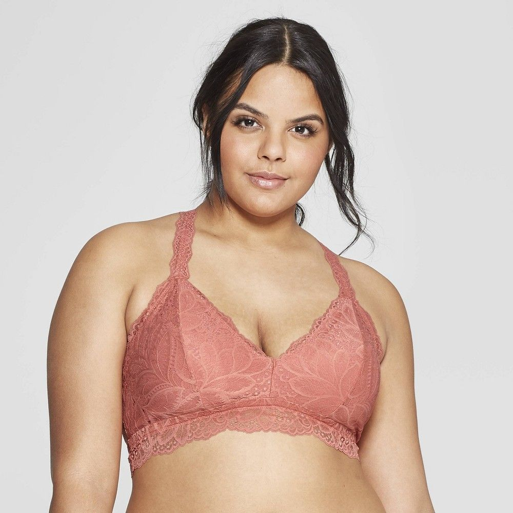 f19430c663a Women s Padded Bralette - Auden Faded Rose Xxl in 2019