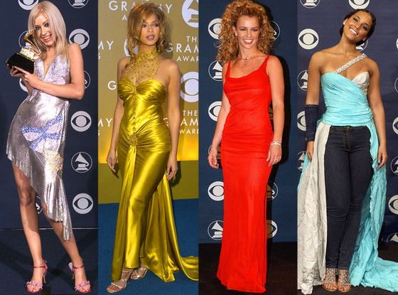 29 Photos of Celebs in Early 2000s Grammys Fashion That Will Keep You Up At Night  Early 2000s Fashion, Grammys