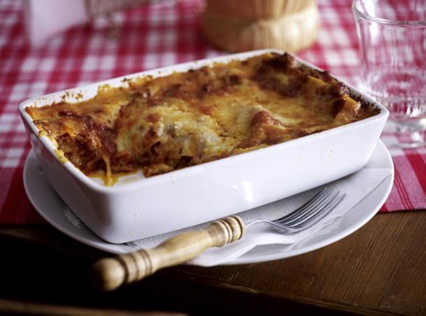 lasagne mit hack rezept lasagne bolognese rezept