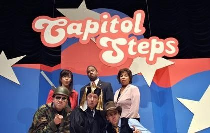 Capitol Steps: We Put the MOCK in Democracy! Poway, CA #Kids #Events