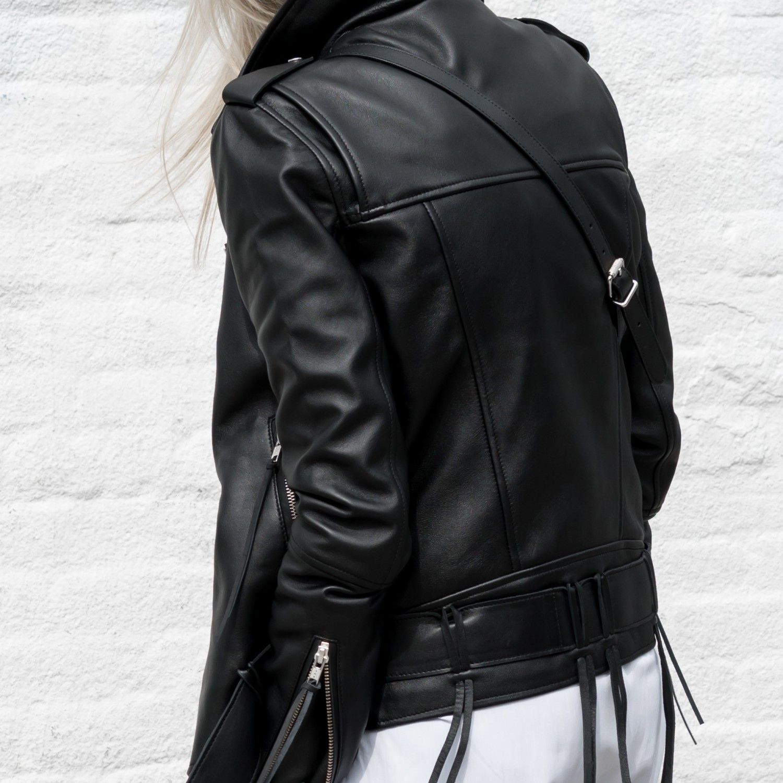 Chic And Co Paris figtny   hironae paris leather jacket   fashion, clothes