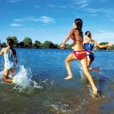 Granite Bay is an ideal location to bring your family to enjoy Folsom Lake. The sandy beach, buoyed swim area and lifeguard services during the summer season make this area a safe location for swimming and playing in the water Address: Granite Bay, CA 95746 Phone:(916) 988-0205