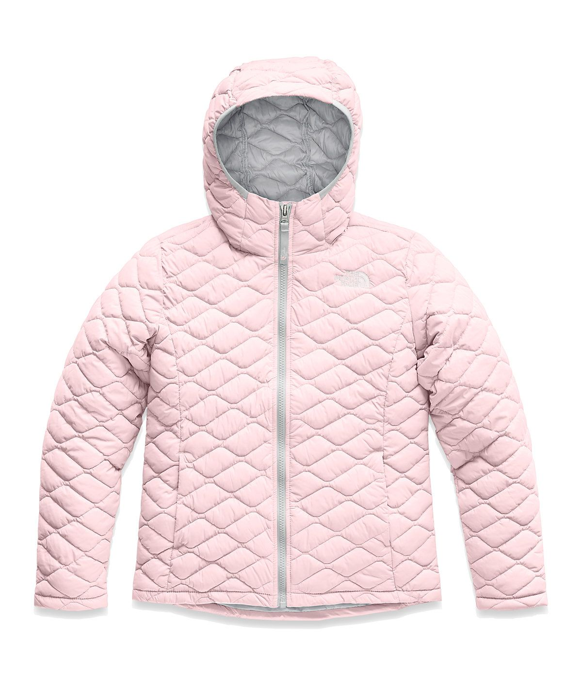 779c1e695264 The North Face Girls  Thermoball Hoodie Jacket