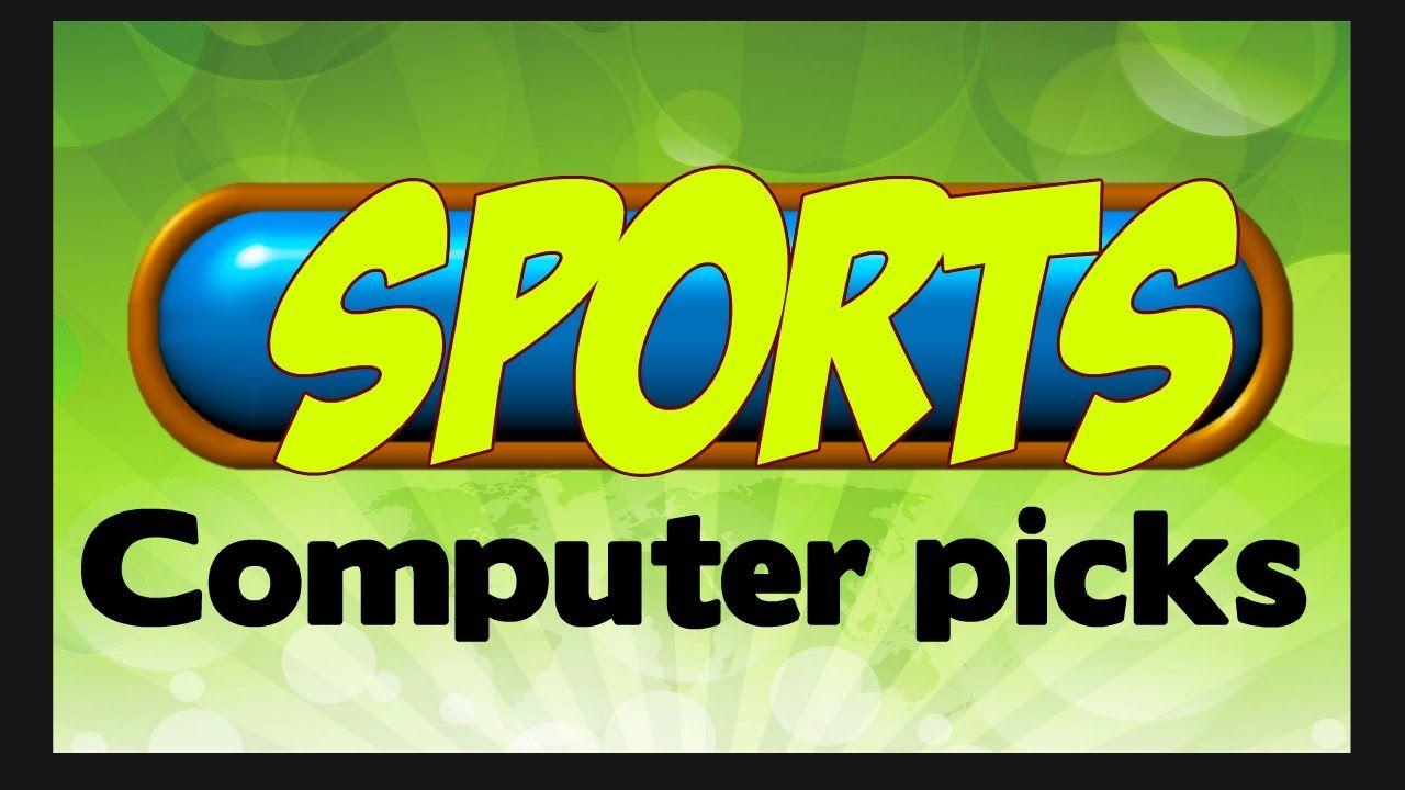 Mlb Computer Picks Free Sports Picks Sports Picks Fun Sports