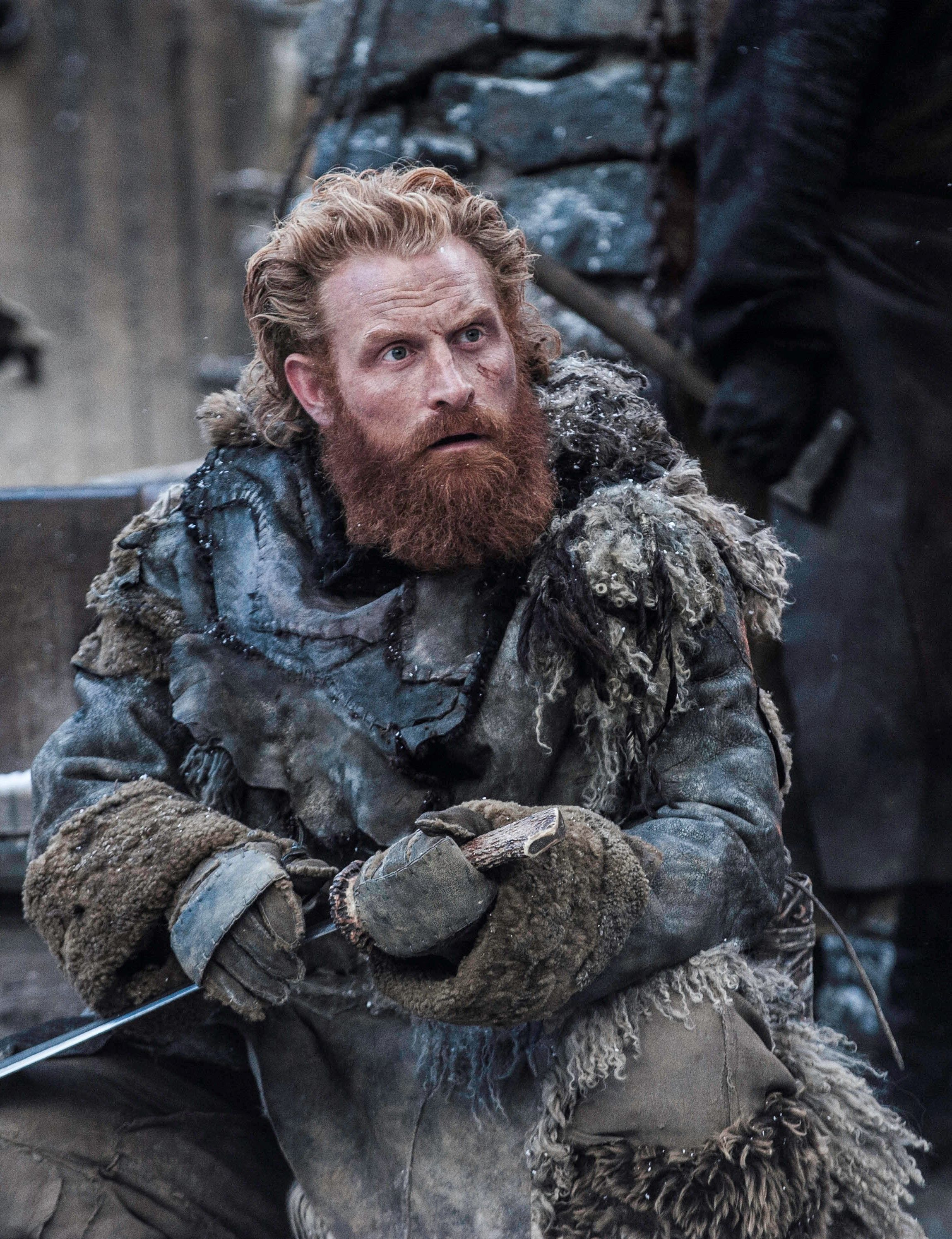 Game Of Thrones 5 Predictions For The Broken Man Tormund And Brienne Watchers On The Wall A Song Of Ice And Fire