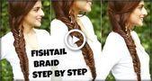How to create #braids easily # afro Braids tutorial