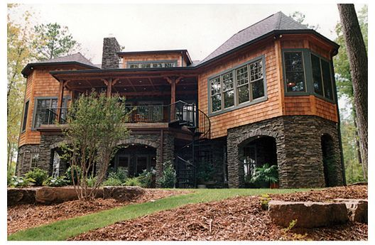 Craftsman Style House Plan 4 Beds 4 5 Baths 4304 Sq Ft Plan 453 22 House Plans Basement House Plans House