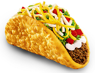 Beef Supreme Chalupa Taco Bell Food Taco Bell Beef Taco Bell