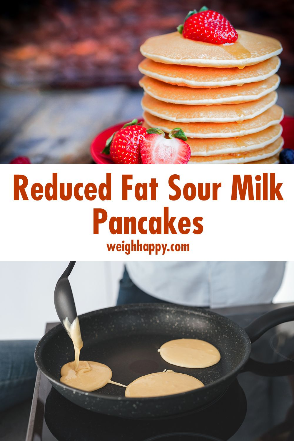 Lower Calorie Sour Milk Pancakes Easy And Healthy To Better Health Recipe Sour Milk Pancakes Sour Milk Recipes Soured Milk