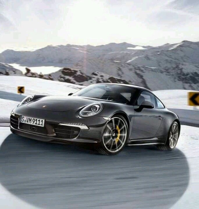 Nicholas Dream Car. Porsche
