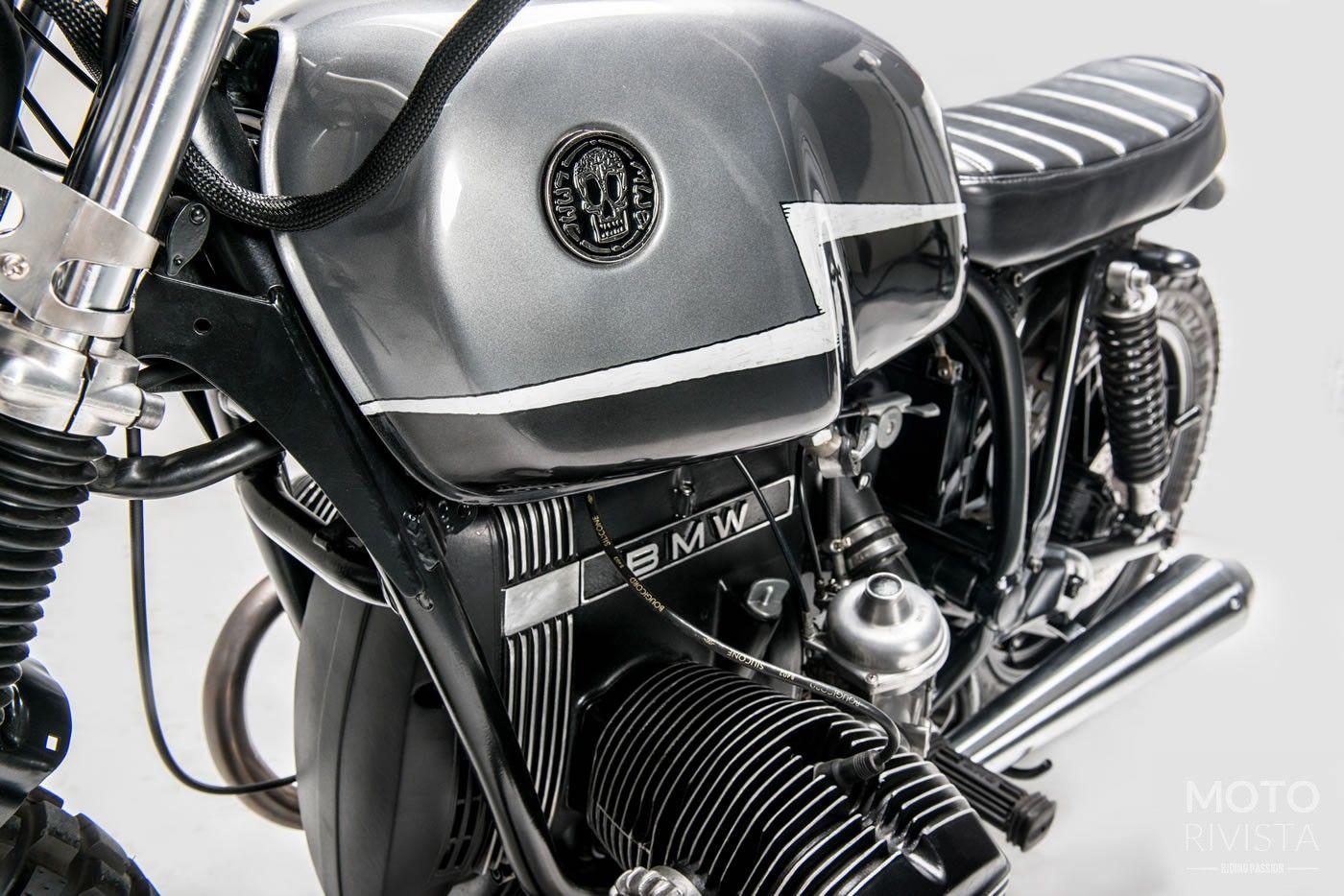 BMW R100RT engine