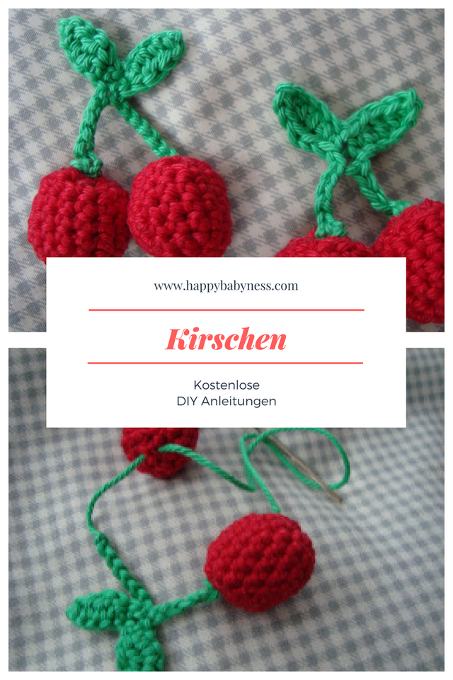 DIY Anleitungen KINDERKAUFLADEN - happybabyness #crochetedearrings