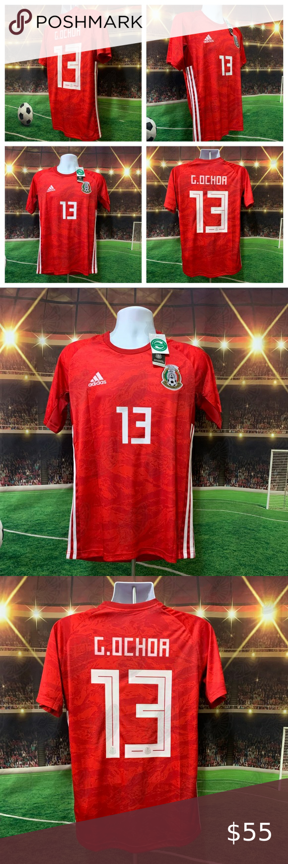 Guillermo Ochoa 13 Mexico Gk 2020 Soccer Jersey Mexico National Football Team Goalie Gk Portero Goalkeeper Jersey K In 2020 Soccer Jersey Mexico National Team Jersey