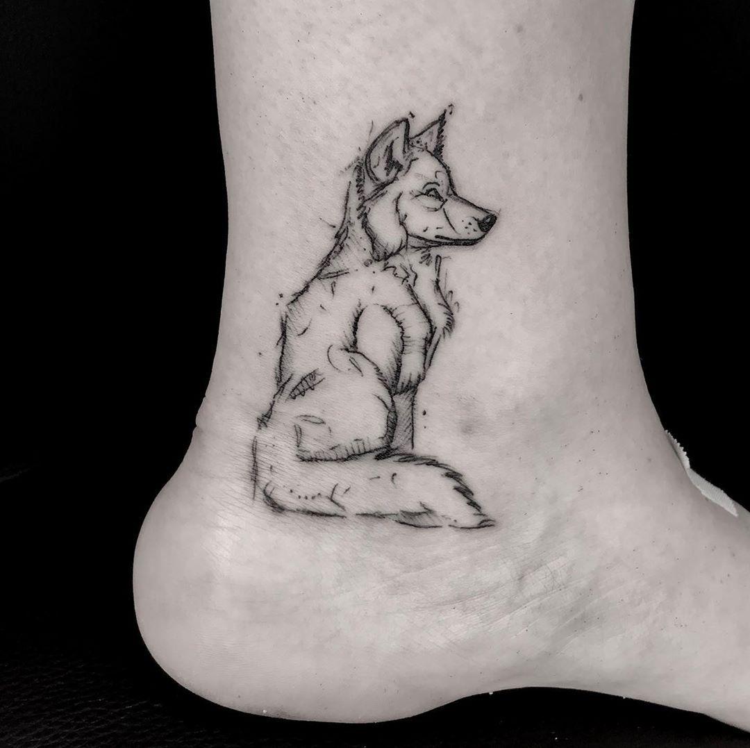 Jaki jest wasz ulubiony zwierzak? 🐺 Wilk, niedźwiedź, jeleń? 🐻 🦌A może coś bardziej oryginalnego? 🦖 🤔 #tattoo #ink #tatuaze #tatuazepolska #tatuaz #tatuaż #tatuaże #dziara #ktosieniedziaratenfujara #polandtattoos #polandtattoo &nbs