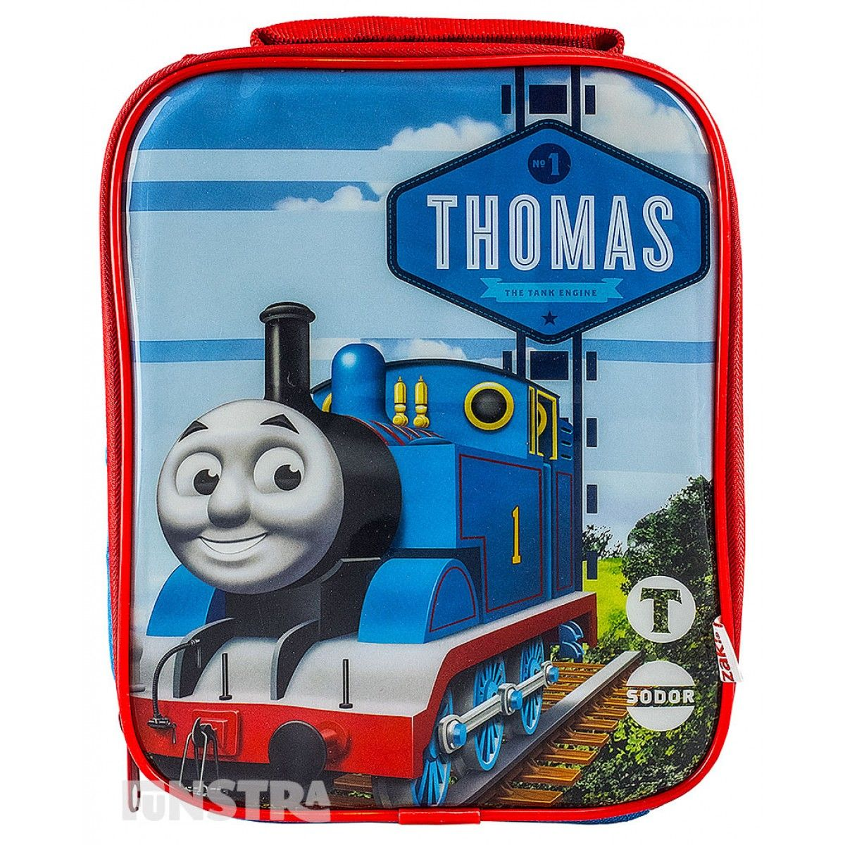 Little tikes thomas the train bed - Thomas The Tank Engine Lunch Bag