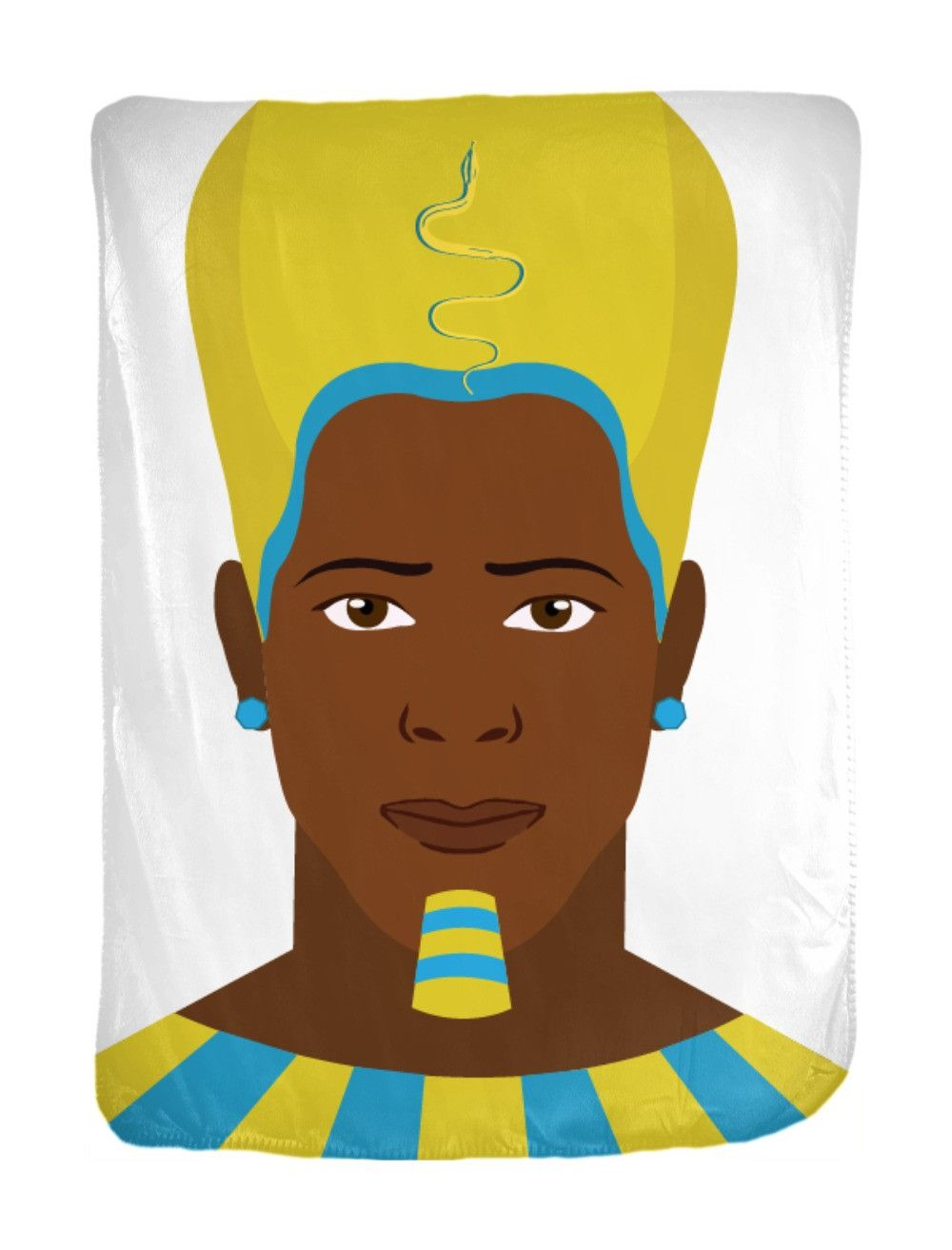 Design your t-shirt egypt - Who Doesn T Like Snuggling Under A Soft Warm Blanket Now Imagine That Blanket With Your Favorite Chocolate Ancestor Design All Over It And Snuggling Time