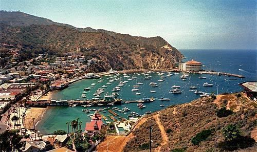 Catalina Island more like a secret getaway in
