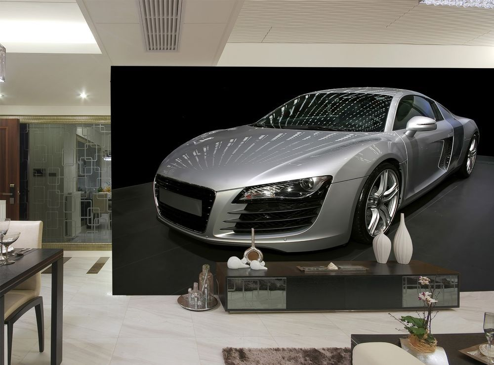 Photo Wallpaper MURAL Sport Car   Boy Teenager Room POSTER