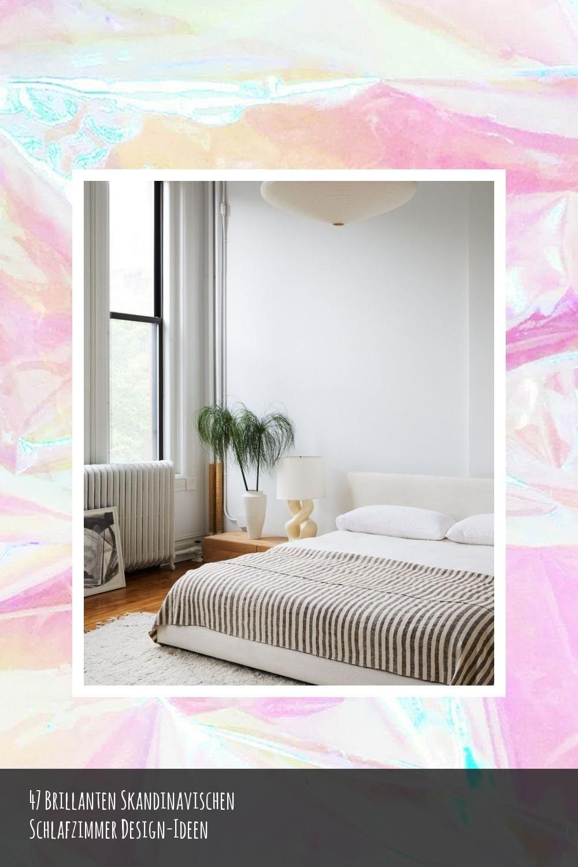 47 Brillanten Skandinavischen Schlafzimmer Design Ideen Schlafzimmer Design Skandinavisches Schlafzimmer Design Ideen