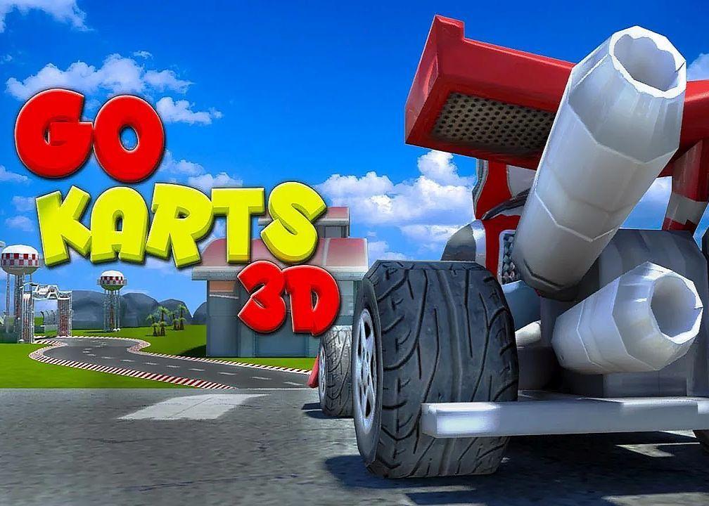 Go Karts 3d Money Mod Download Apk Go Kart Free Android Games Mod