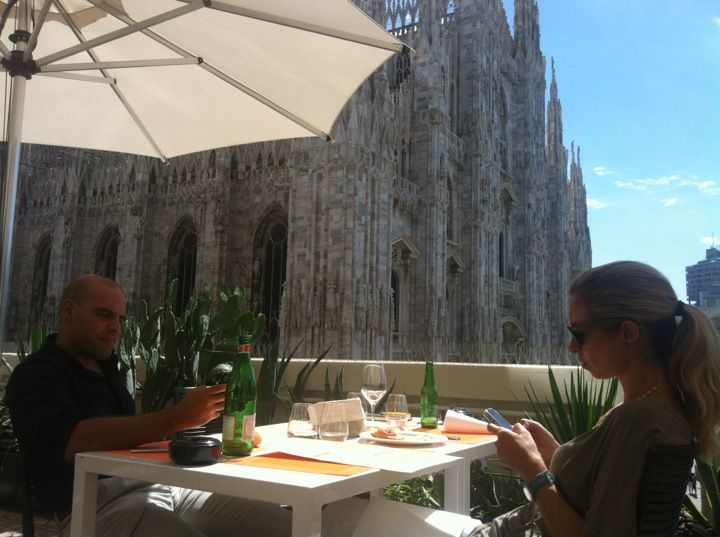 Terrazza Aperol in Milano, Lombardia | Places to Eat | Pinterest