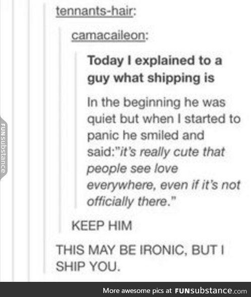 *shipping intensifies* - FunSubstance