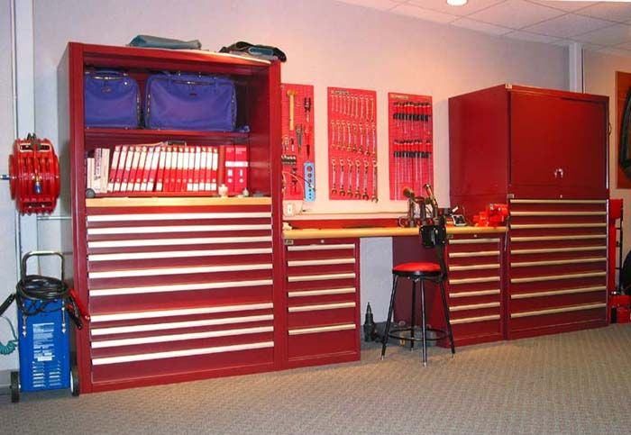Why do you buy vidmar/lista style cabinets? - The Garage ...