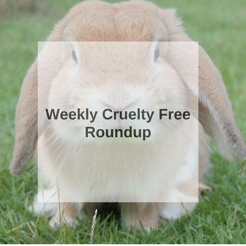 Cruelty Free Cosmetics roundup of news and interesting posts