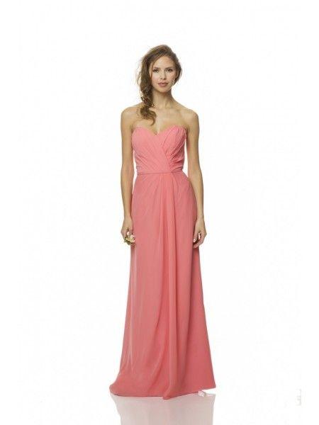 Bari Jay In Stock Bridesmaid Dress - Style 864 [864