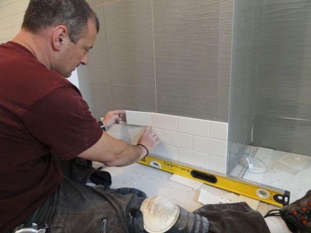 Installing Bondera Tile Mat With Images Tiles Installation Home Improvement