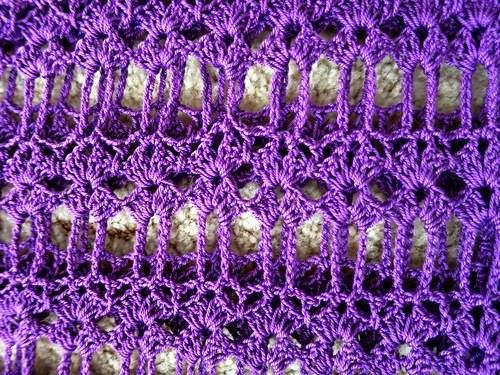 Letras e Artes da Lalá: Blusa de crochê (www.pinterest.com)