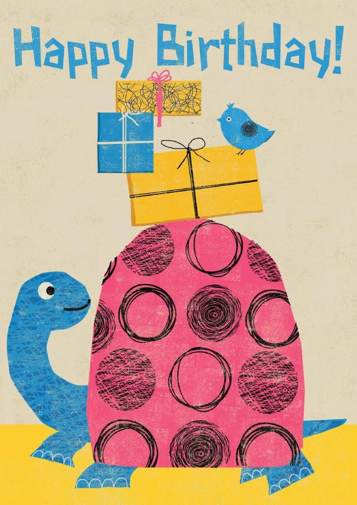 Thortful An Awesome Birthday Card From Jill White Rocket68 Birthday Cards Kids Birthday Cards Happy Birthday Cards