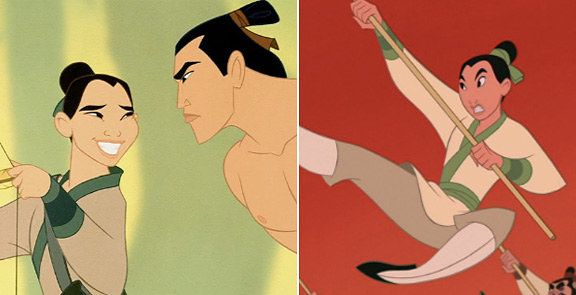 Can You Help Make A Man Out Of Mulan?