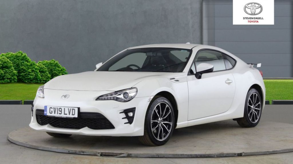 2019 White Toyota Gt86 2 0 Boxer D 4s Pro Auto 2dr For Sale For 22200 In Solihull West Midlands In 2020 Best Value Cars Toyota Gt86 Toyota
