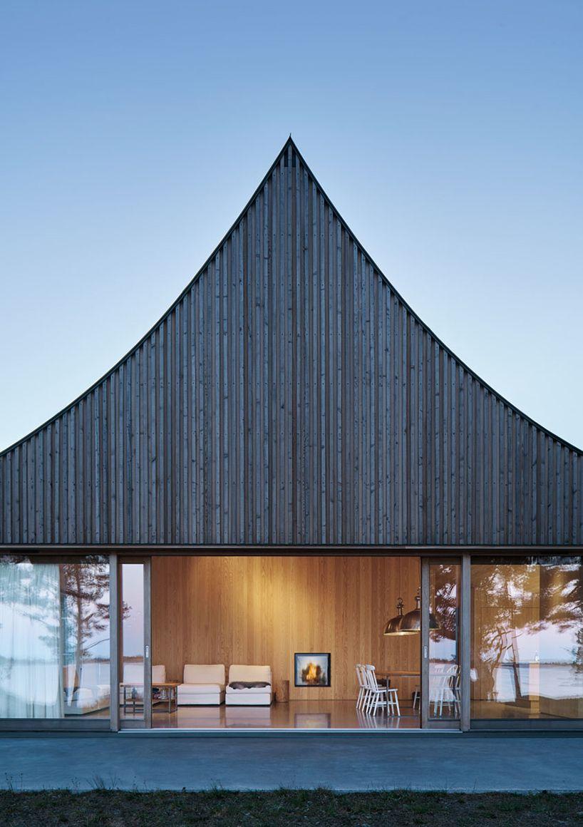 Tham videgård krokholmen house