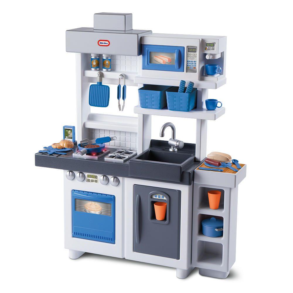 Little Tyke Kitchen Set: Little Tikes Ultimate Kitchen