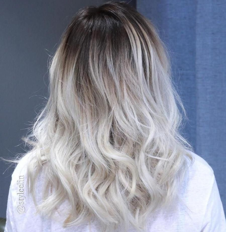 40 Hair Solor Ideas With White And Platinum Blonde Hair Platinum