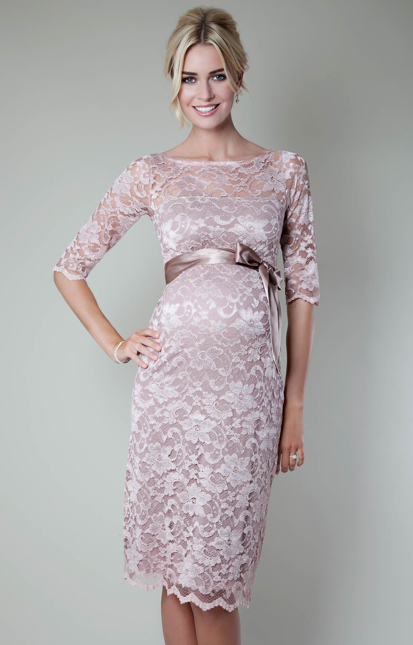 maternity dresses for weddings Amelia Dress Short