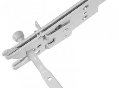 Formal Vinyl Fence Double Gate Latch And Double Gate Latch Lock