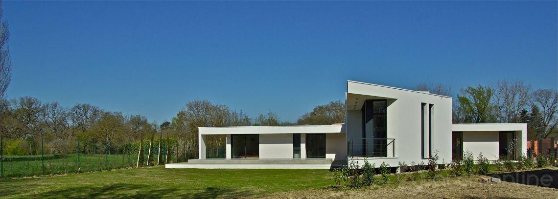 Maison Camille  une maison Moderne conçue par lu0027architecte François