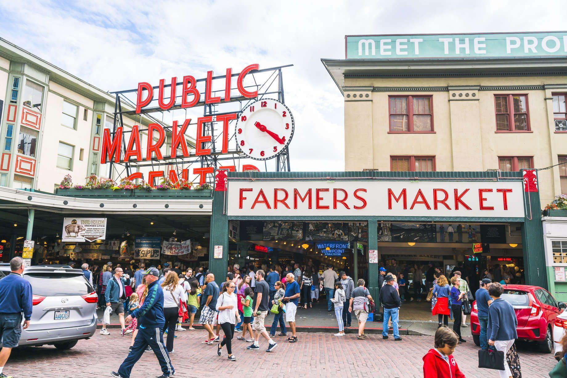 Dating steder i Seattle