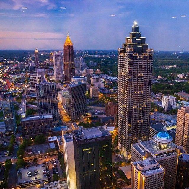 Welcome To Atlanta Georgia Home Sweet Home Atlanta Georgia