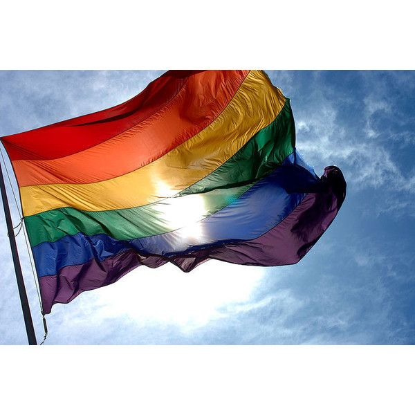 Gay flag image by BrokenMetaphore09 on Photobucket ❤ liked on Polyvore featuring pictures, backgrounds, gay, gay pride and gay rights