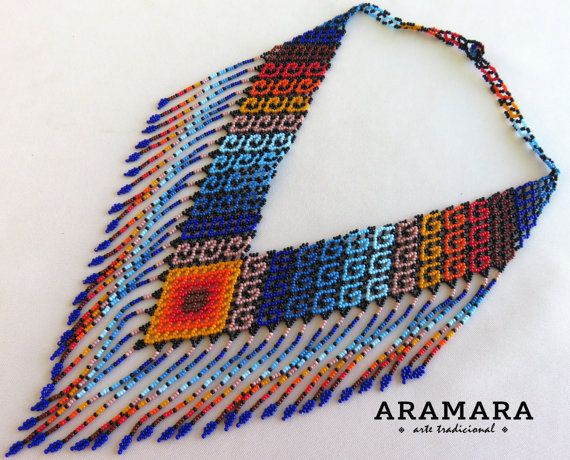 collier perle mexicain