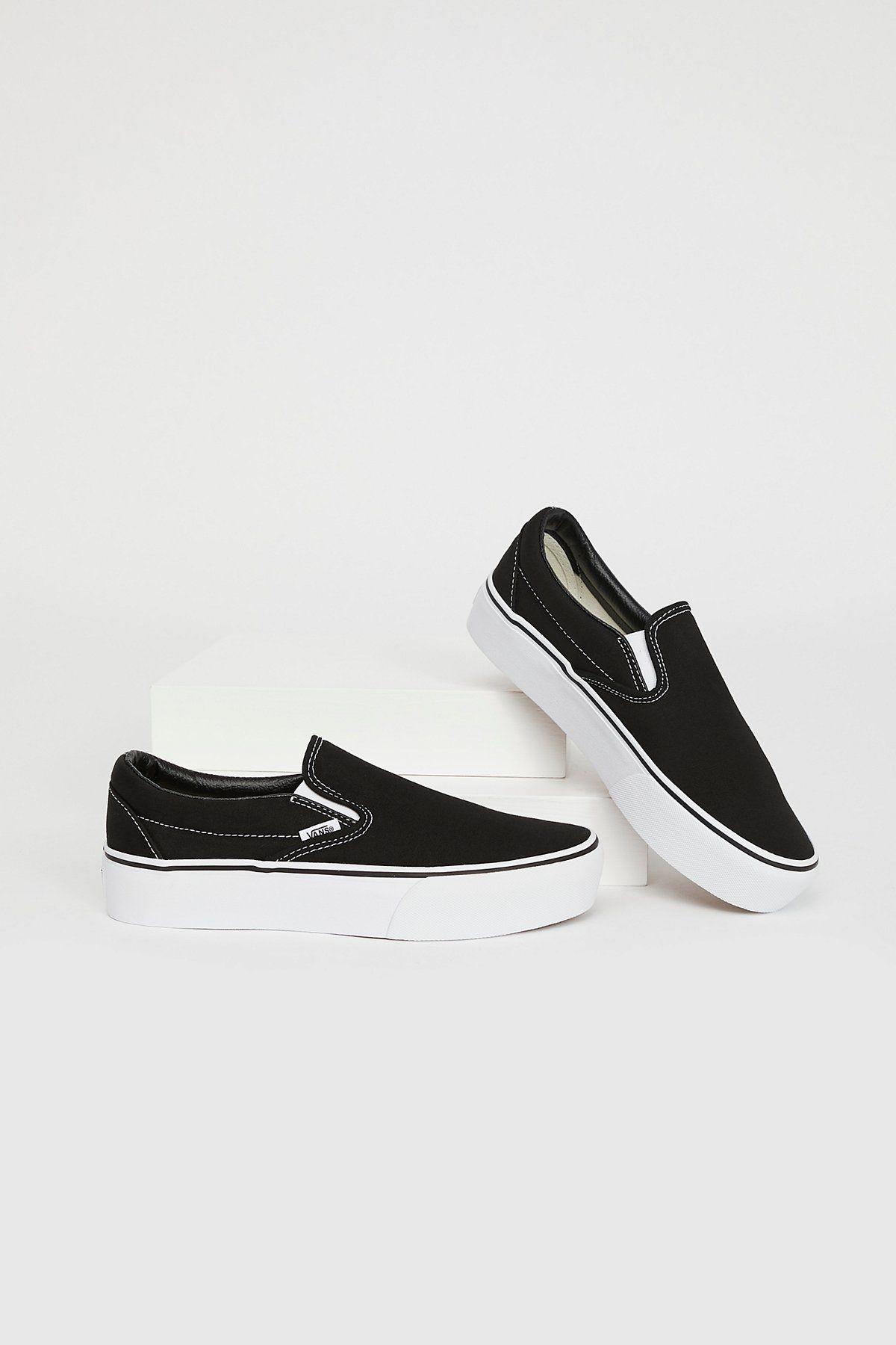 Classic Platform Slip-On Sneaker  068af0478
